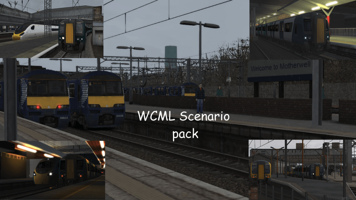 West Coast Mainline Scenario Pack