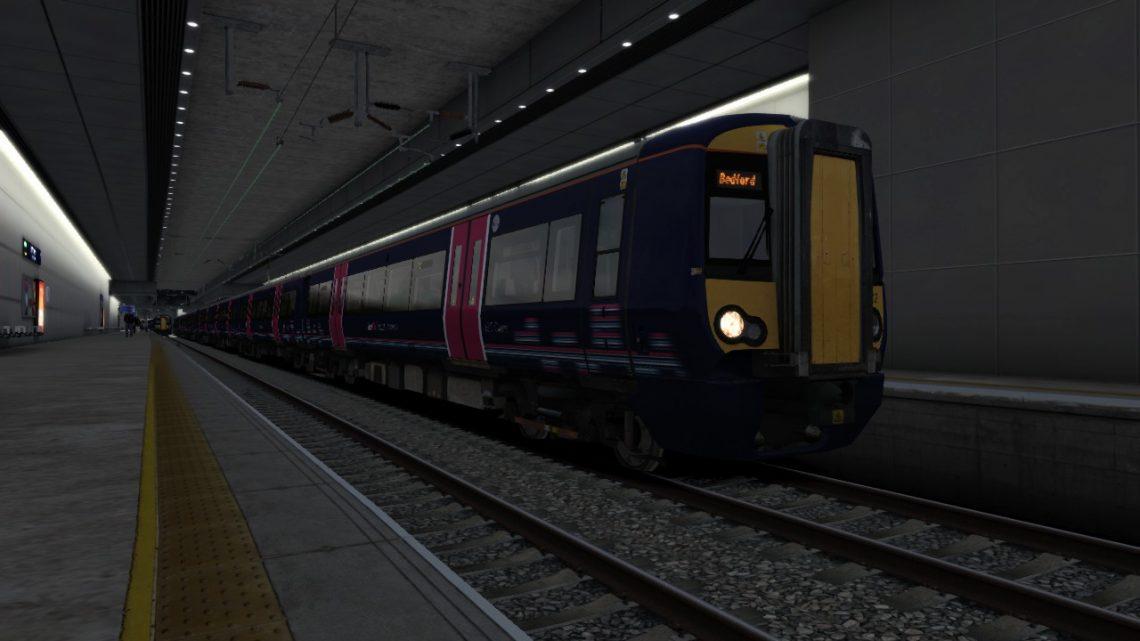 AE98 1W22 11:04 Brighton to Bedford
