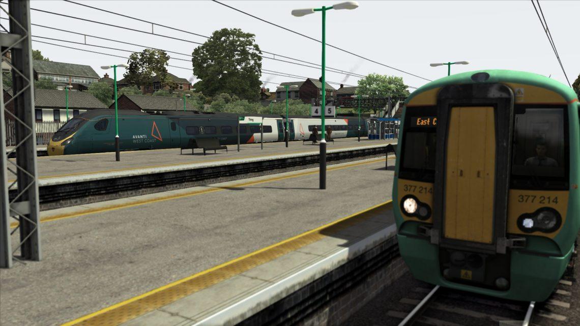 (AC) 2O33 1112 Milton Keynes – East Croydon (Part 1 of 2)