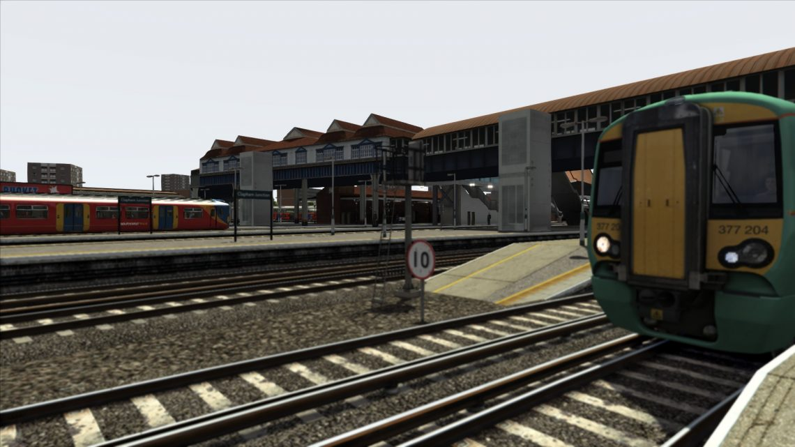 ( AC) 2O33 1112 Milton Keynes Central – East Croydon Part 2 of 2
