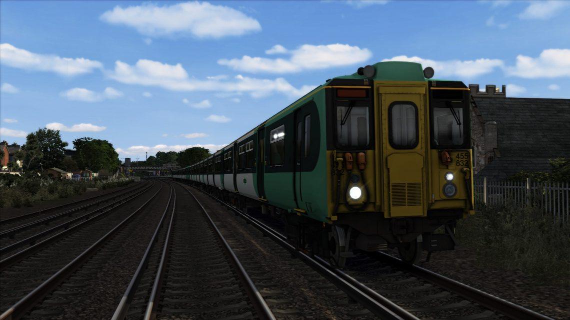 AL – 2F03 0628 London Bridge to London Victoria