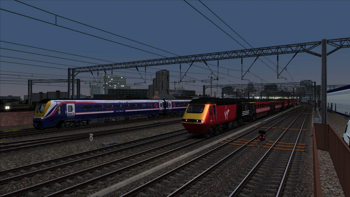 5V38 04+08 Longsight C.S. – Leeds (2001)