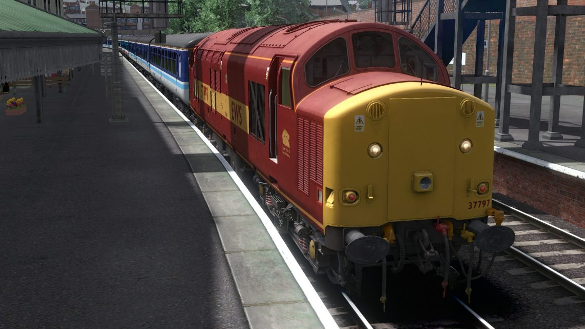 Newport to Bristol TM 1997