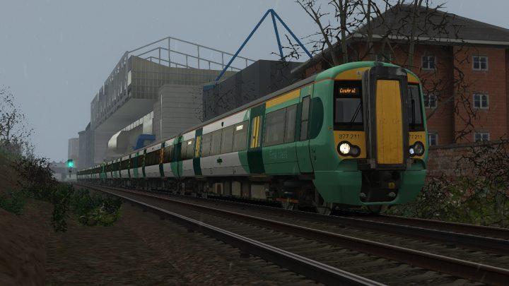 2M19 East Croydon to Milton Keynes Central Pt.1
