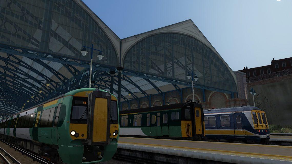 1A95 16:49 Brighton to London Victoria c2003