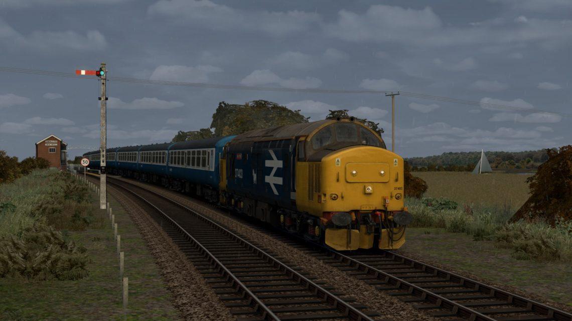 ML 1Z29 Norwich – Lowestoft