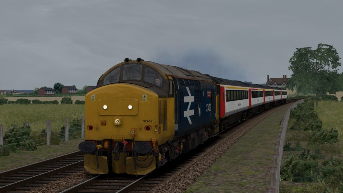 ML – 5Z37 0952 Norwich Stn C.S.D. to Yarmouth C.H.S