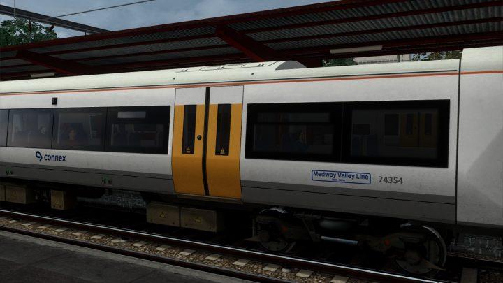 Class 375 Nameplate Pack (AP Enhancement)