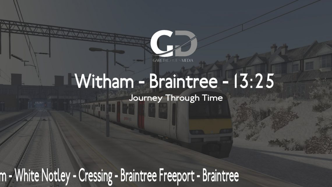 2F14 – Witham – Braintree – Journey Through Time