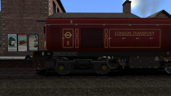 JT Class 20 London Transport 20227