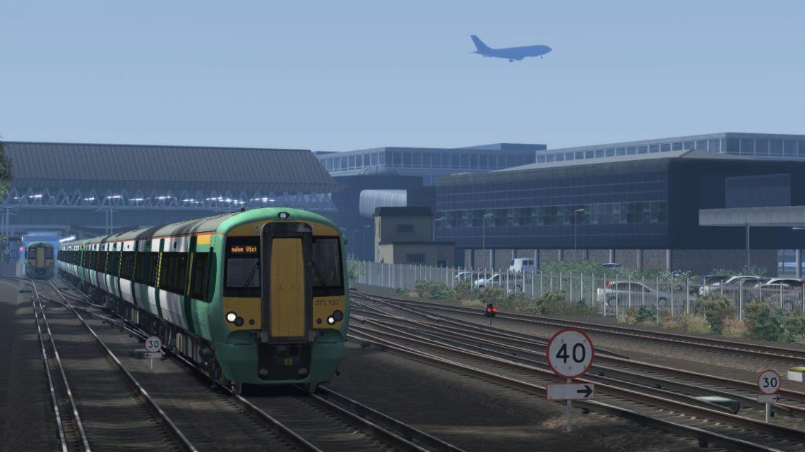 1A06 08:42 Brighton to London Victoria