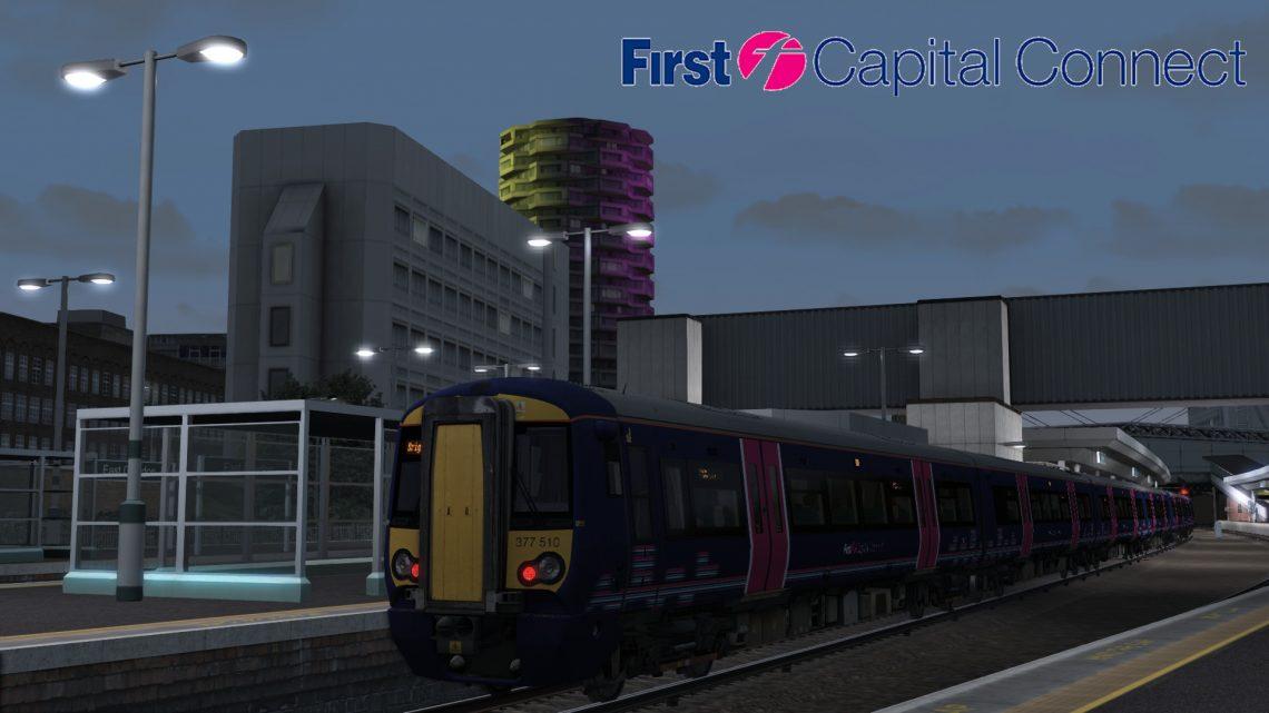1W61 19:40 Bedford to Brighton
