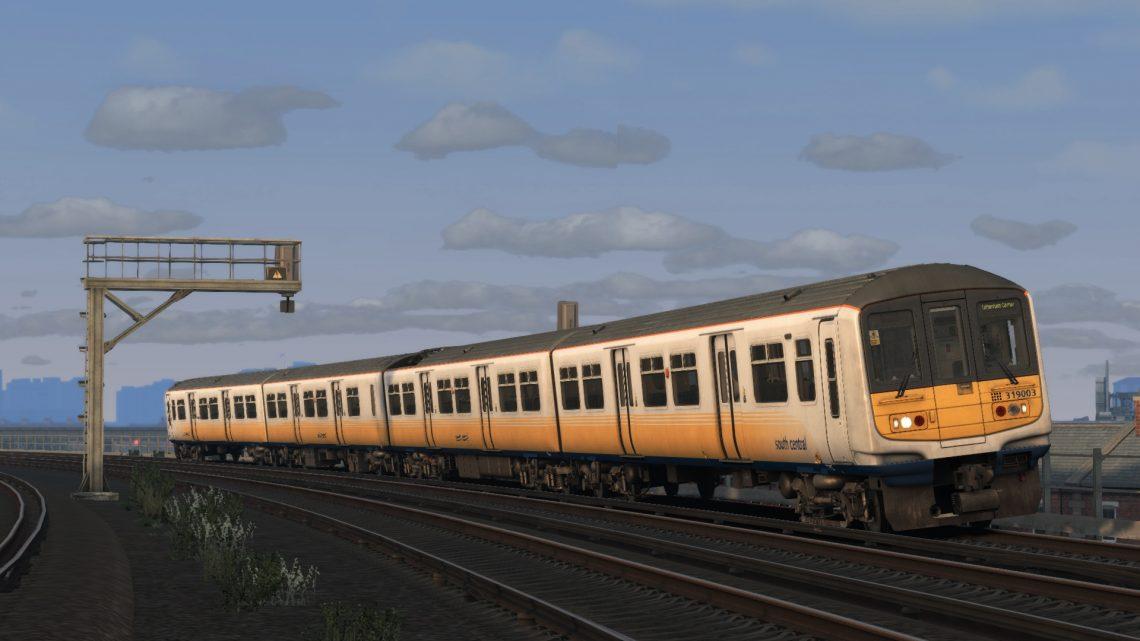 2P64 20:30 London Victoria to Tattenham Corner