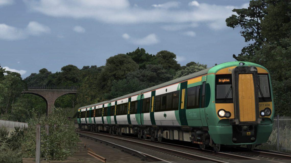 2A40 16:32 London Victoria to Brighton