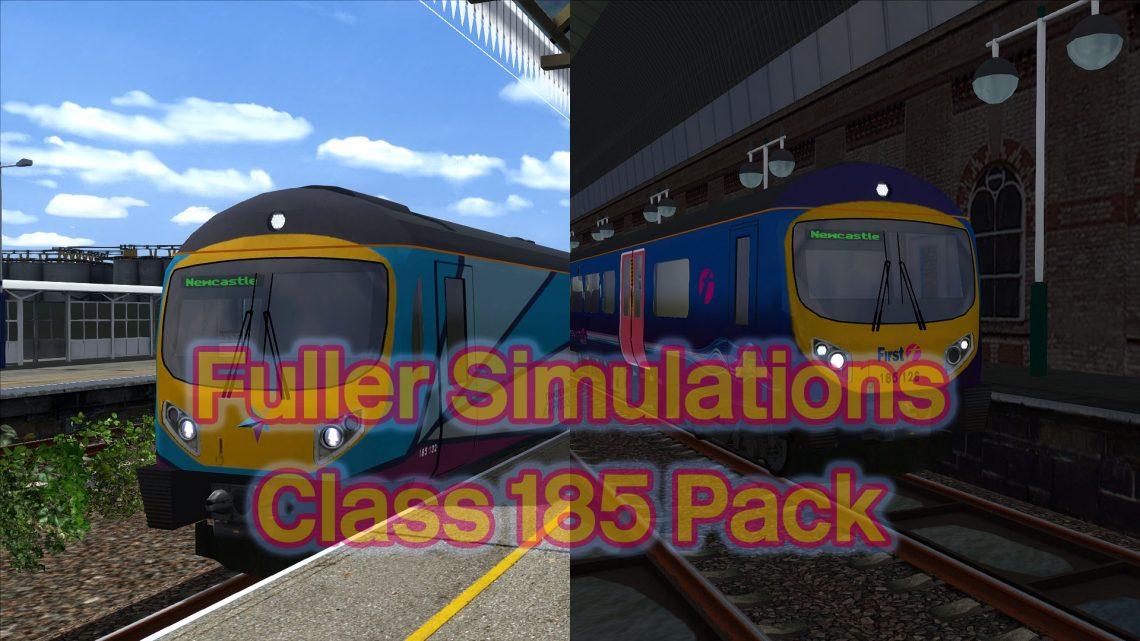 Fuller Simulations Class 185 Pack (V2.2.1)