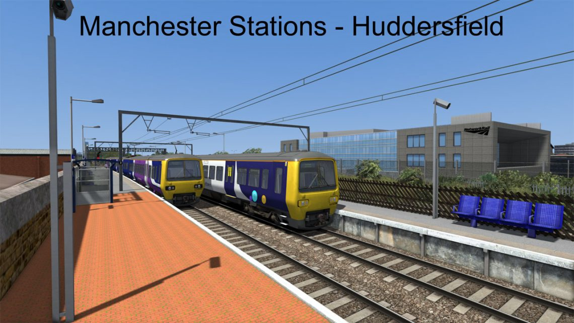 Manchester Stations to Huddersfield