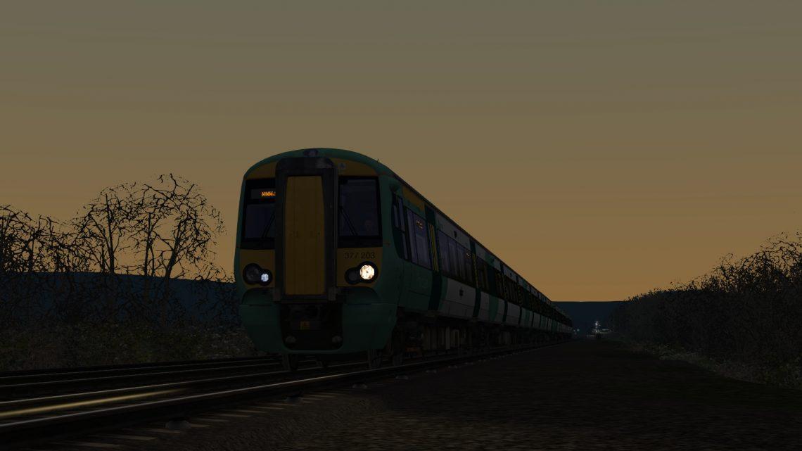 1A99 05:18 Brighton-London Victoria