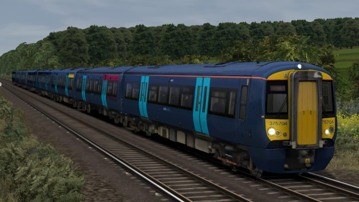 1H16 08:18 London Charing Cross to Hastings