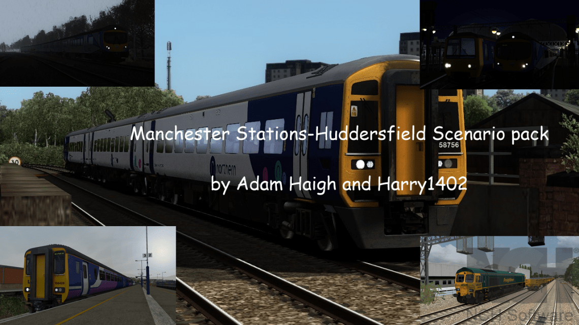 Manchester Vic/Pic-Huddersfield Scenario pack