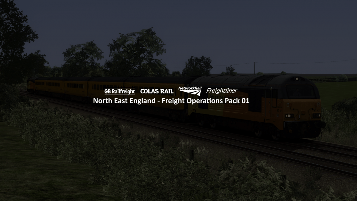 North East England – Freight Operations Pack 01