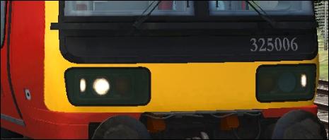 Class 325 headlight RE-texture