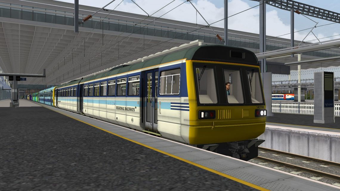 Pacer Convoy on HS1