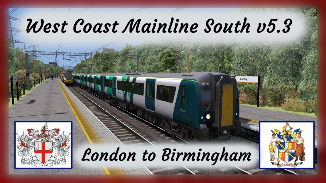 West Coast Mainline South v5.3
