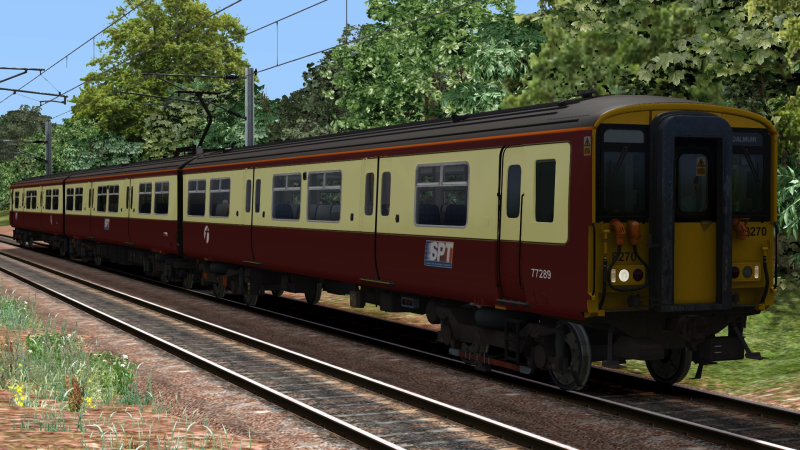 SPT Class 318 (FSR)