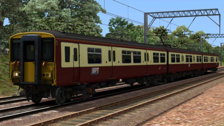 SPT Class 318 (NatEx)
