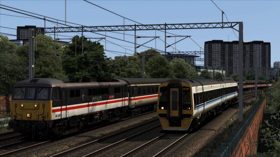 1G16 06.35 London Euston – Wolverhampton (1994)