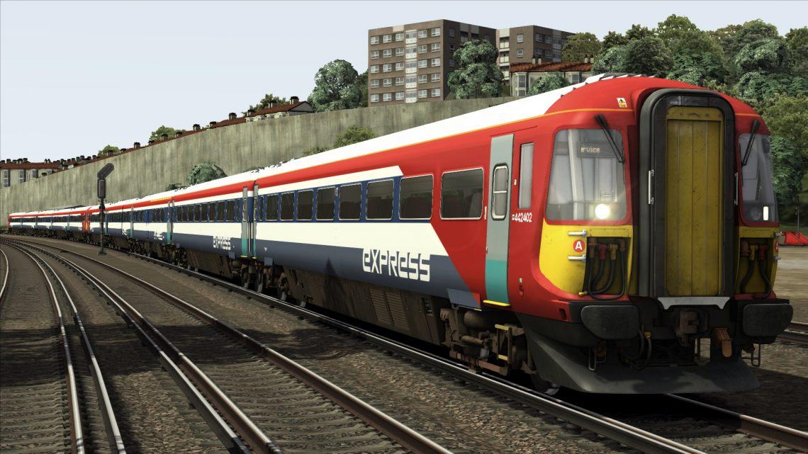 1M51: 10:00 Lovers Walk T&R.S.M.D – London Victoria – Farewell Class 442s