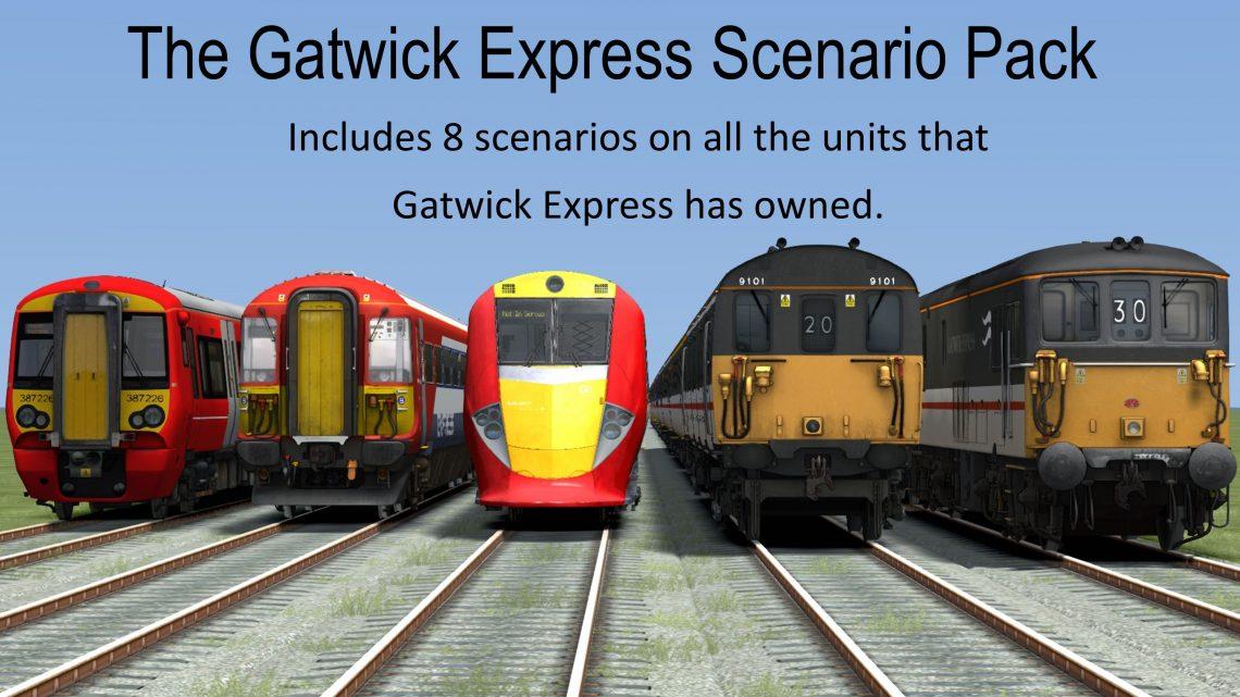 The Gatwick Express Scenario Pack