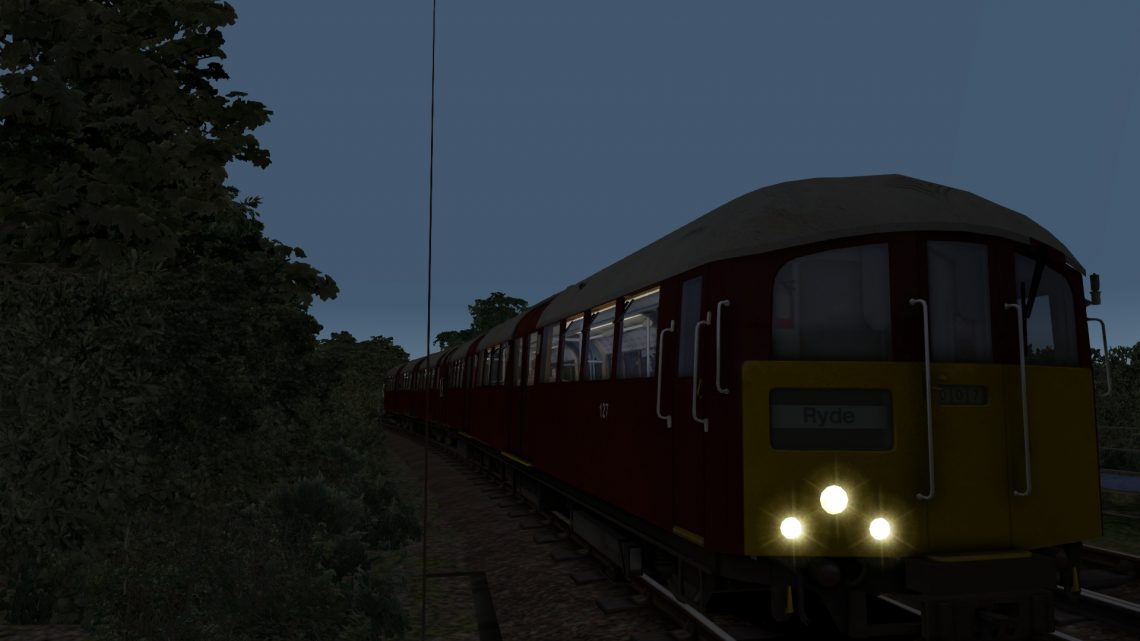 Isle of Wight Scenario Pack 01