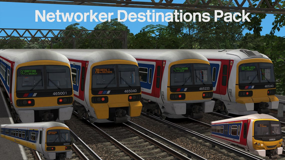 Networker Destinations Pack (Updated 20/08/2020)