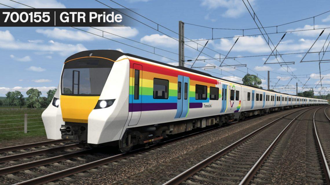 700155 | Thameslink Pride