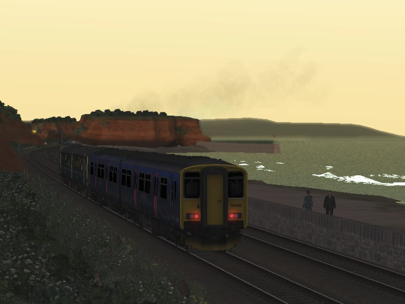New Riviera Line : Exeter to Paignton