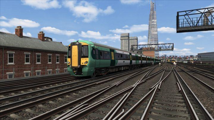 2H69 0903 London Bridge to Beckenham Junction