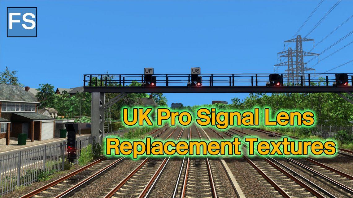 UK Pro Signal Lens Replacement Textures