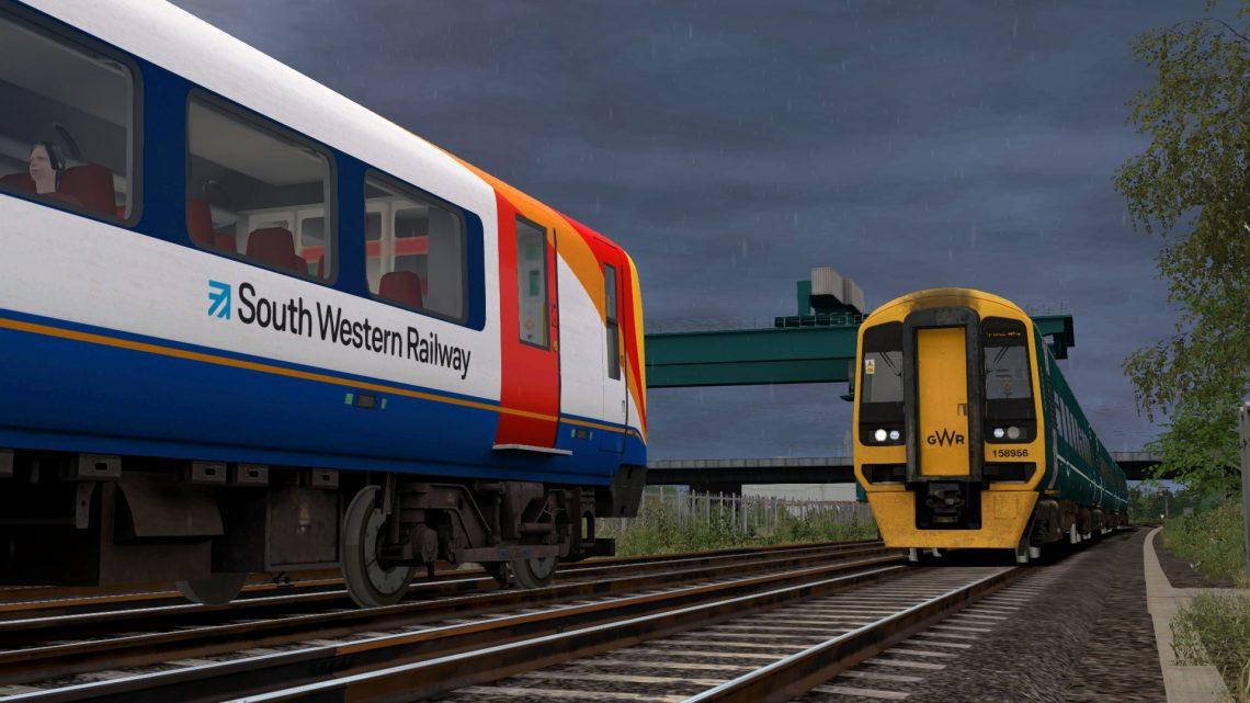 1W75 17:00 London Waterloo-Bournemouth (Part 2)