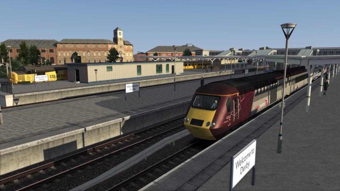 1E63 1527 Plymouth to Leeds