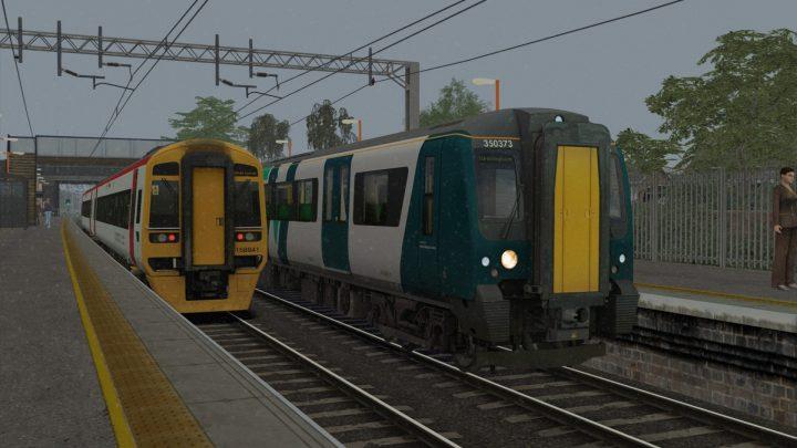 2C00 0611 Coventry to Birmingham New Street