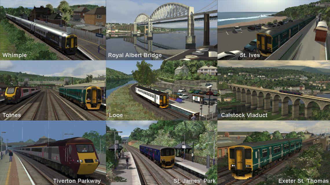 Devon and Cornwall Scenario Pack (No. 3)