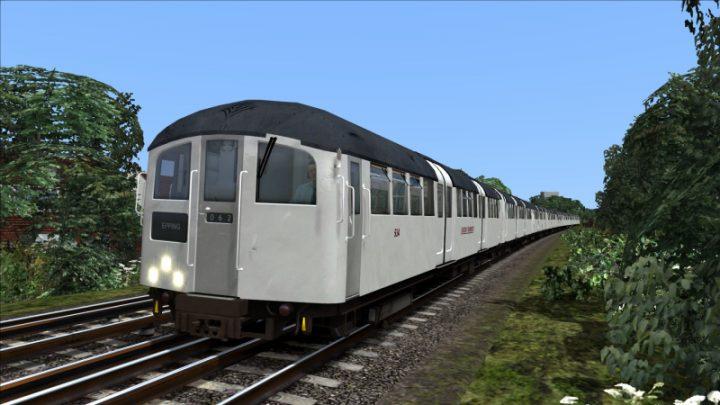 London Transport 1962 Tube Stock