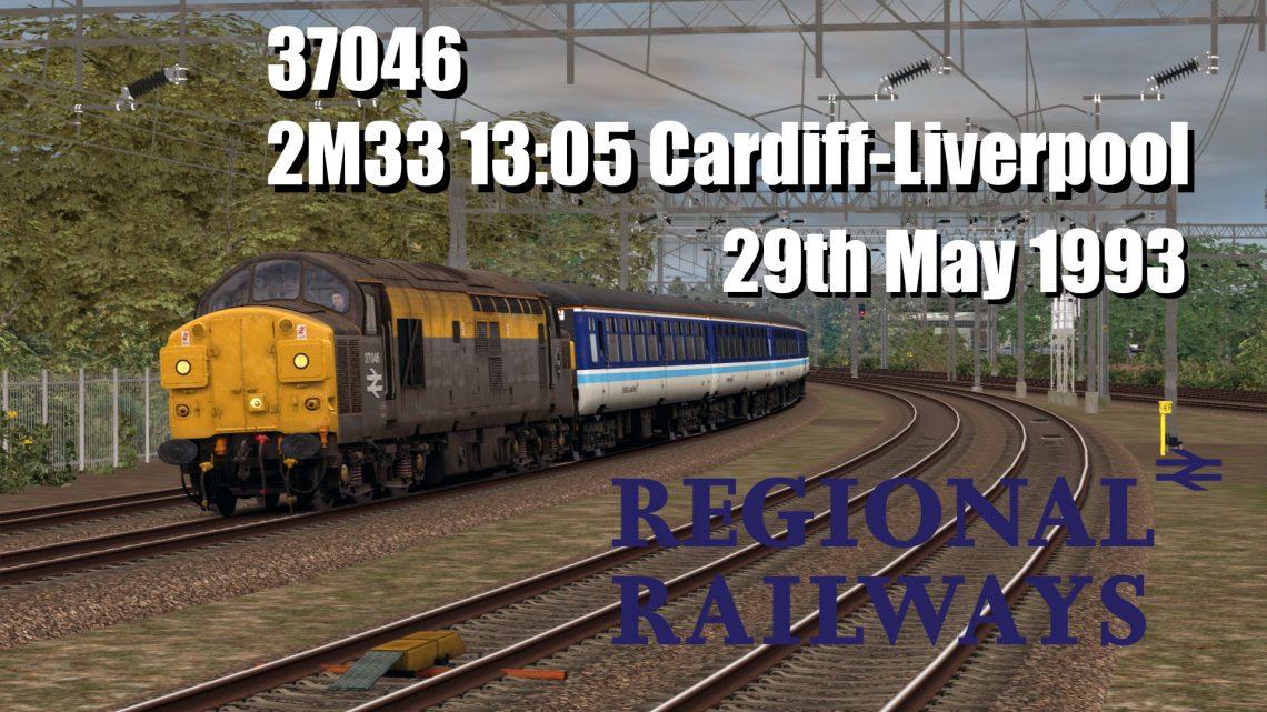 [OTS] 2M33 1305 Cardiff-Liverpool