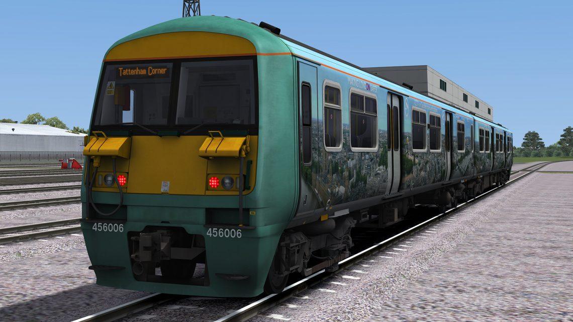Class 456 Southern Destinations Update