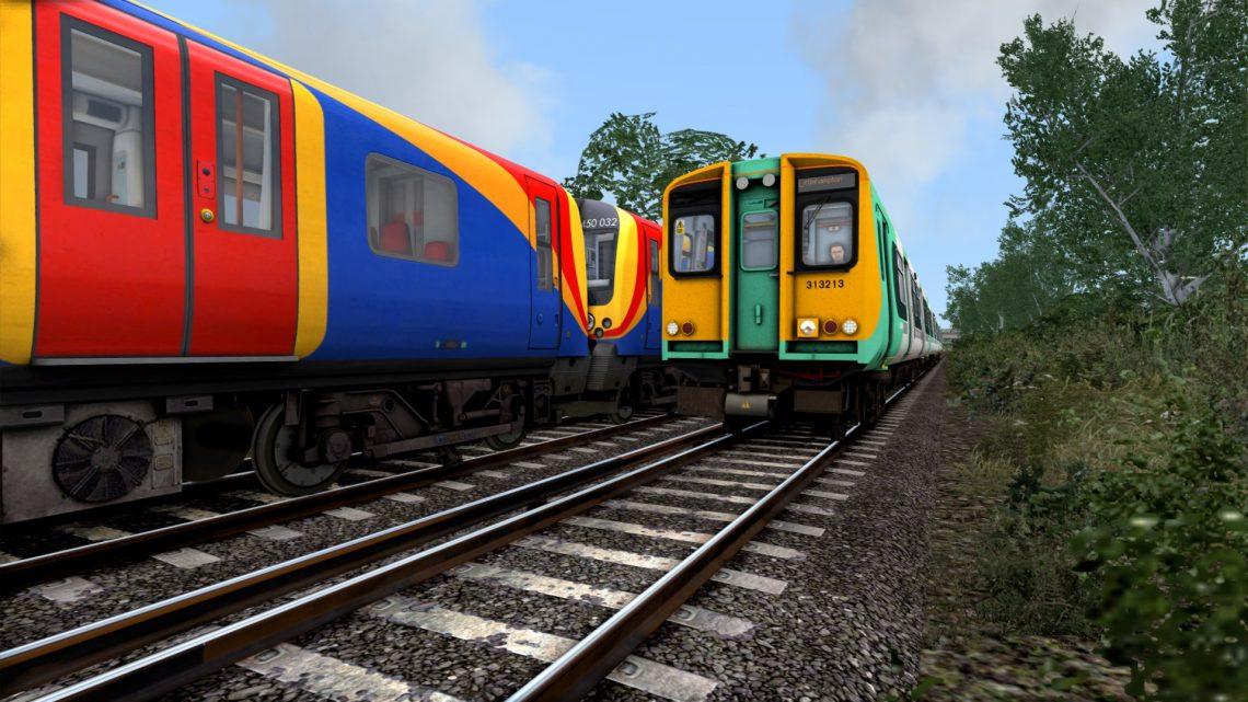 [2S21] Portsmouth & Southsea to Littlehampton | Class 313