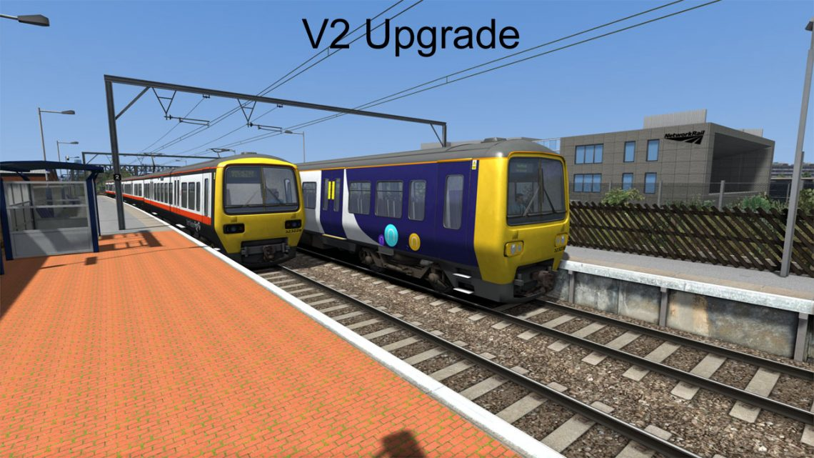 V2 Upgrade for Manchester Stations to Huddersfield