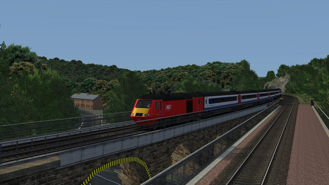 1F05 To Sheffield