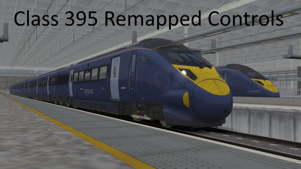 Class 395 Remapped Controls
