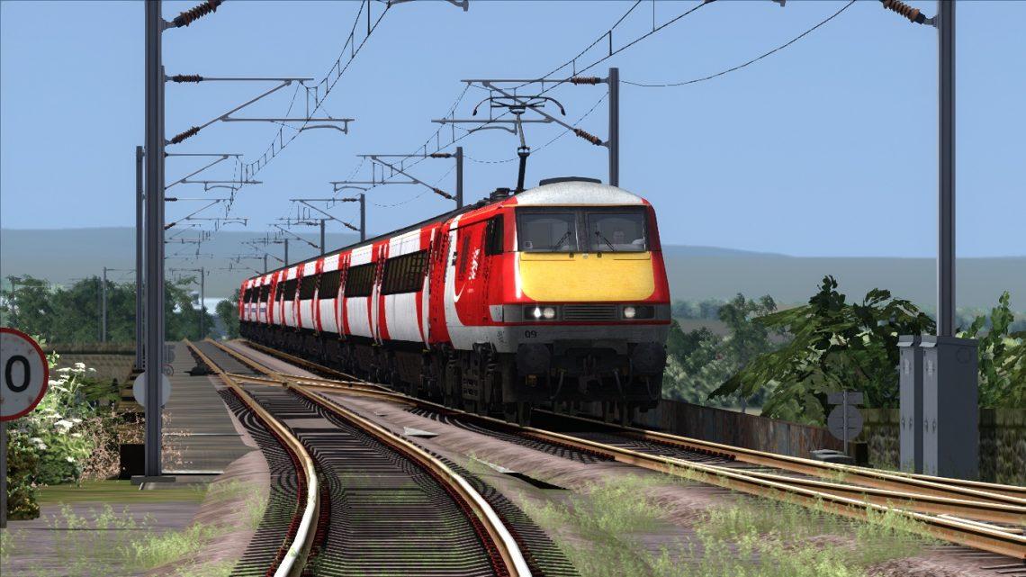 """Final"" Class 91 to work 1S07 (4/9/20)"